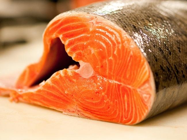 Cá là một nguồn vitamin và chất khoáng quí