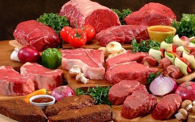 Thịt có giá trị dinh dưỡng cao nhưng không toàn diện