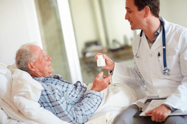 Chăm sóc bệnh nhân bị bệnh Parkinson