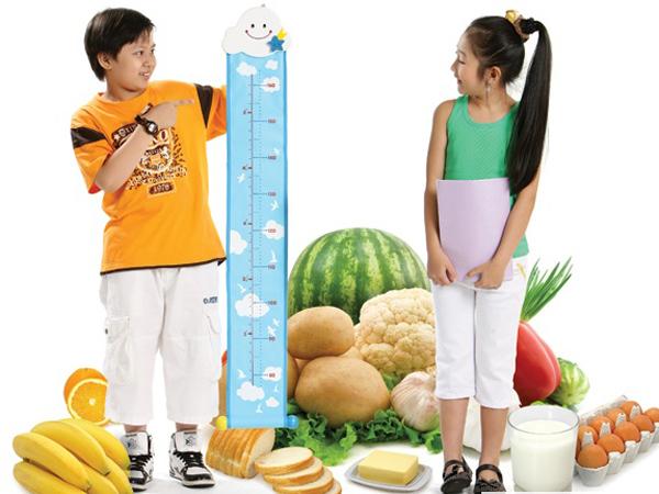 Những loại thực phẩm giúp phát triển chiều cao tối ưu cho trẻ